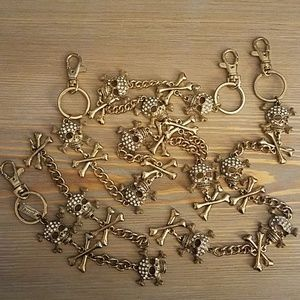Other - Skull and cross bone chain